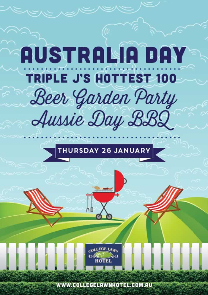Australia Day Melbourne celebration ideas and events – Australia Day Party Invitations